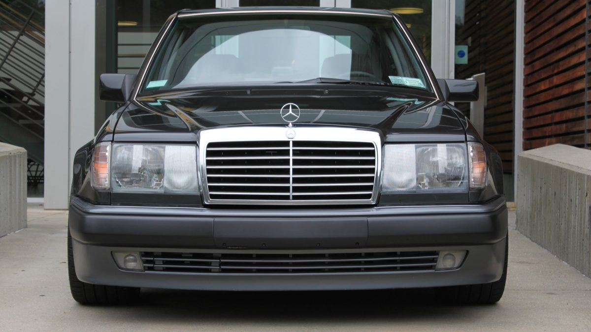 The Original Super Sedan The Mercedes 500E – Auto-Fanatic