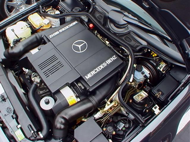 The Original Super Sedan The Mercedes 500E – Auto-Fanatic